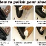 革靴のひび割れ対策